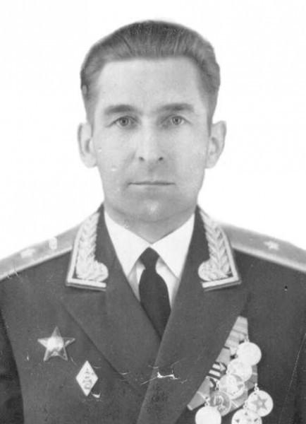 Кузнецов Пётр Григорьевич