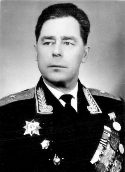 Лебедев Евгений Яковлевич