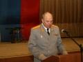 Выступление заместителя НВ РХБЗ ВС РФ генерал-майора Климова И.Н.