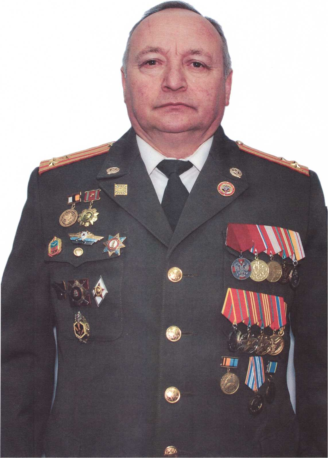 Федчук В.Н.